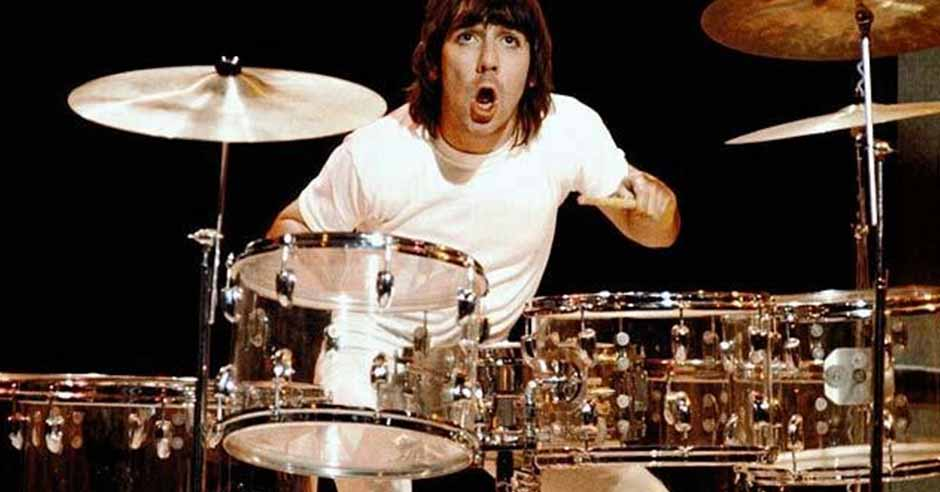 Keith Moon of the Who.
